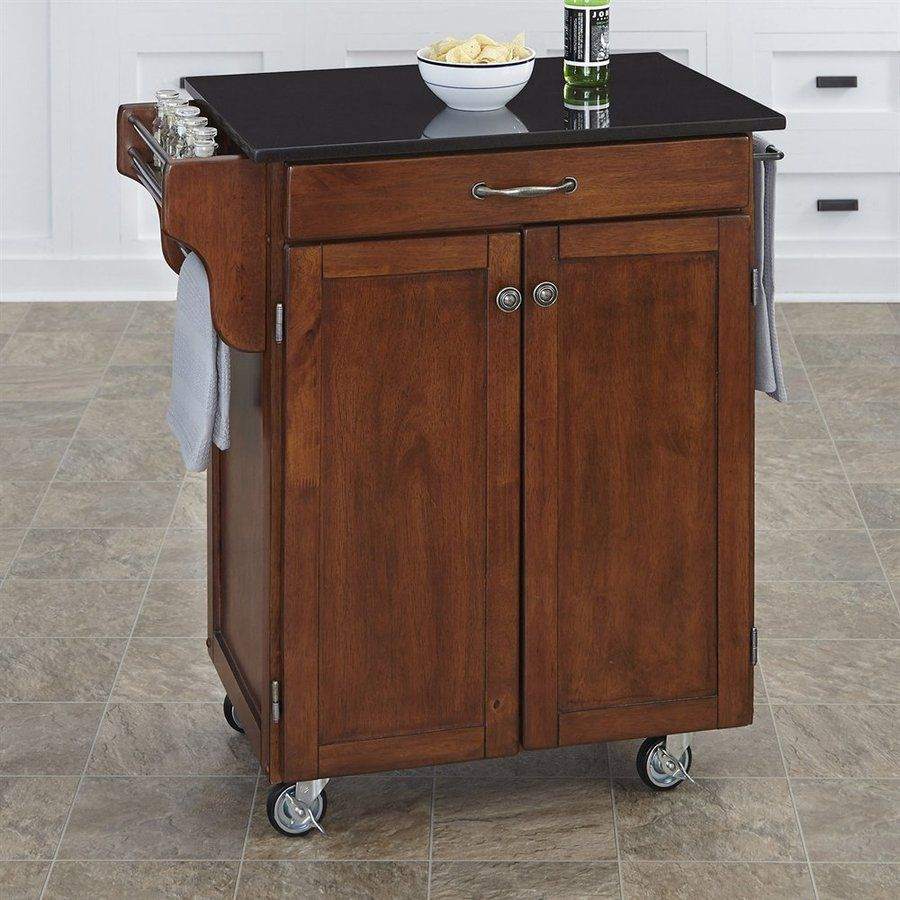 Best Home Styles Brown Scandinavian Kitchen Carts Kitchen 400 x 300