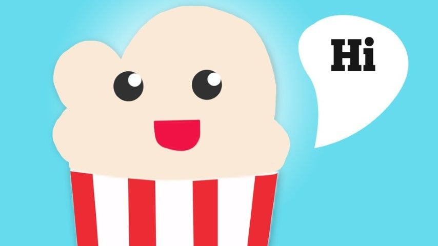 Popcorn time app High definition movies for free apps