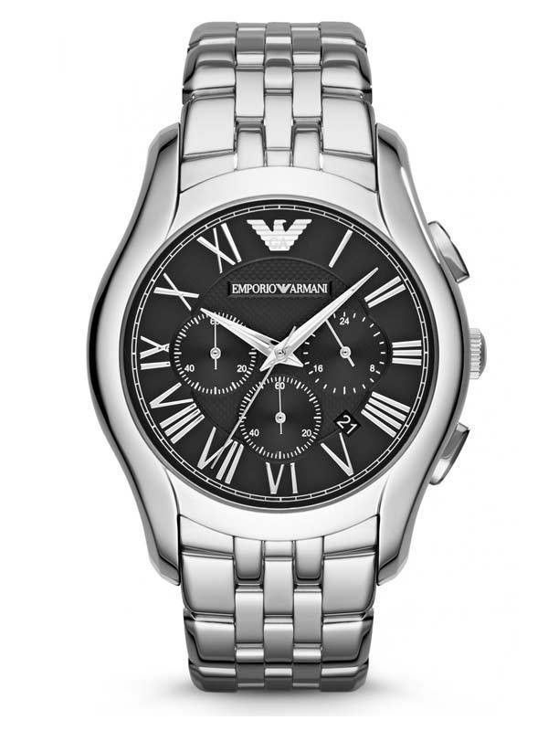 Original Emporio Armani AR1786 Herren Chronograph Uhr