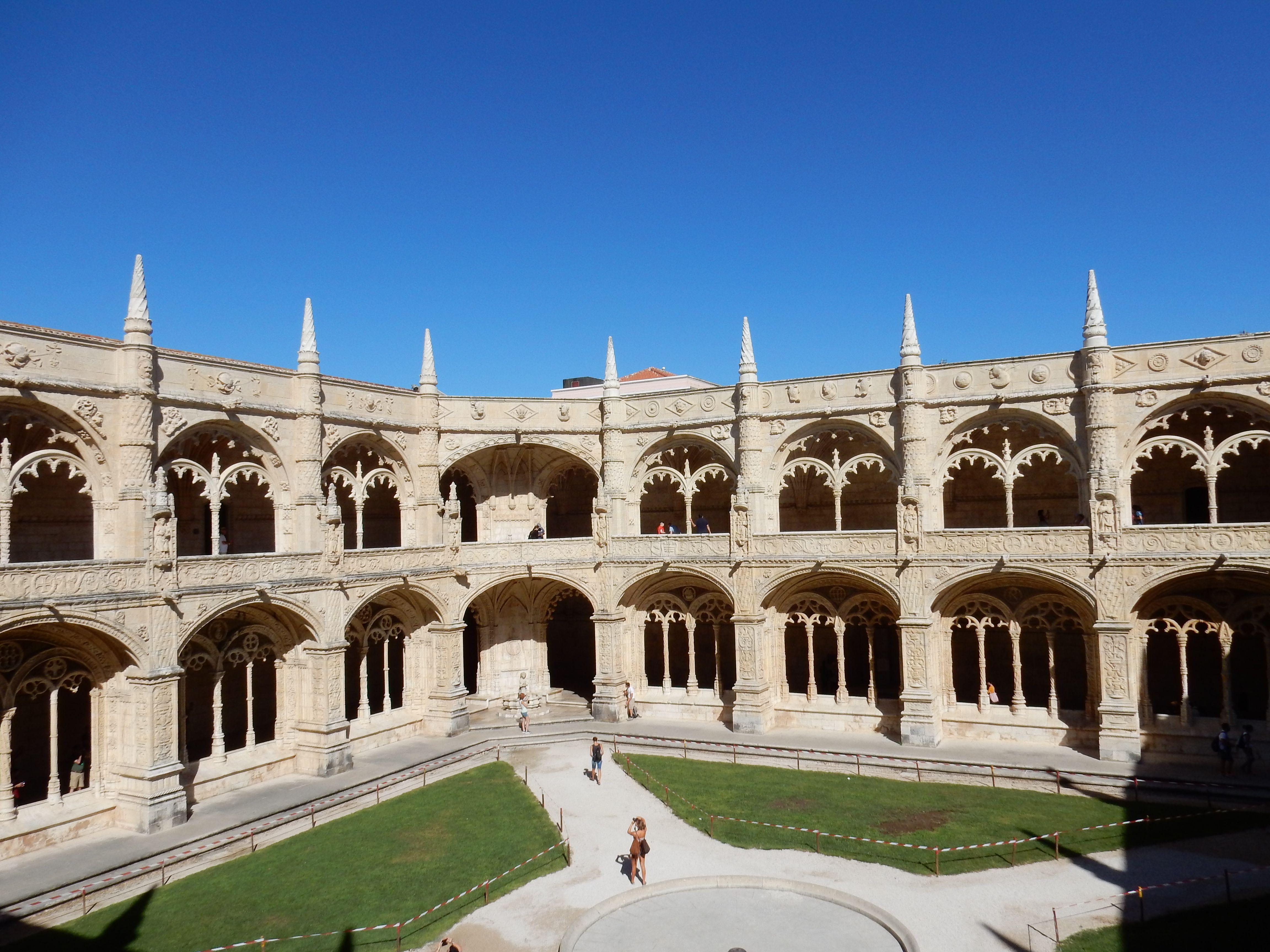 Monasterio de los jeronimos Lisboa