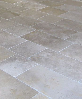Jerusalem Grey Gold Antique Limestone Flooring Bristol