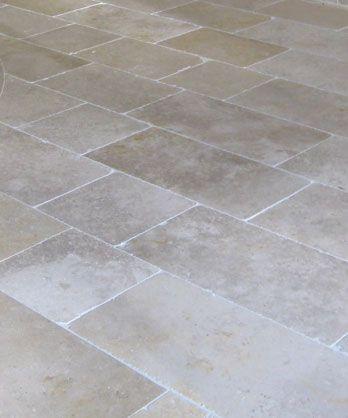 Jerusalem Grey Gold Antique Limestone Flooring Bristol