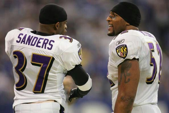 Pin By Md Minhajul Mamun On Soccer Players: Deion Sanders And Ray Lewis