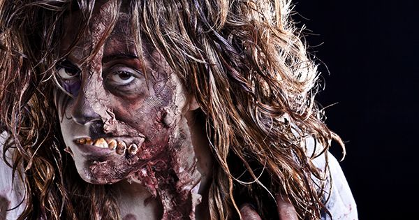How to style hair during the zombie apocalypse