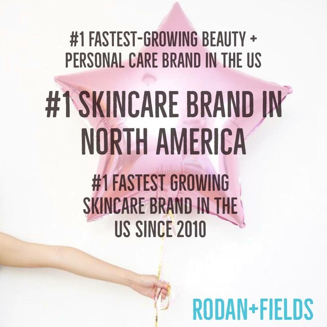 Rodan Fields 1 Skincare Brand In North America Rodan And Fields Rodan And Fields Business My Rodan And Fields