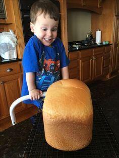 Sweet Butter Bread (Bread Machine)   - Best recipes ever!! -
