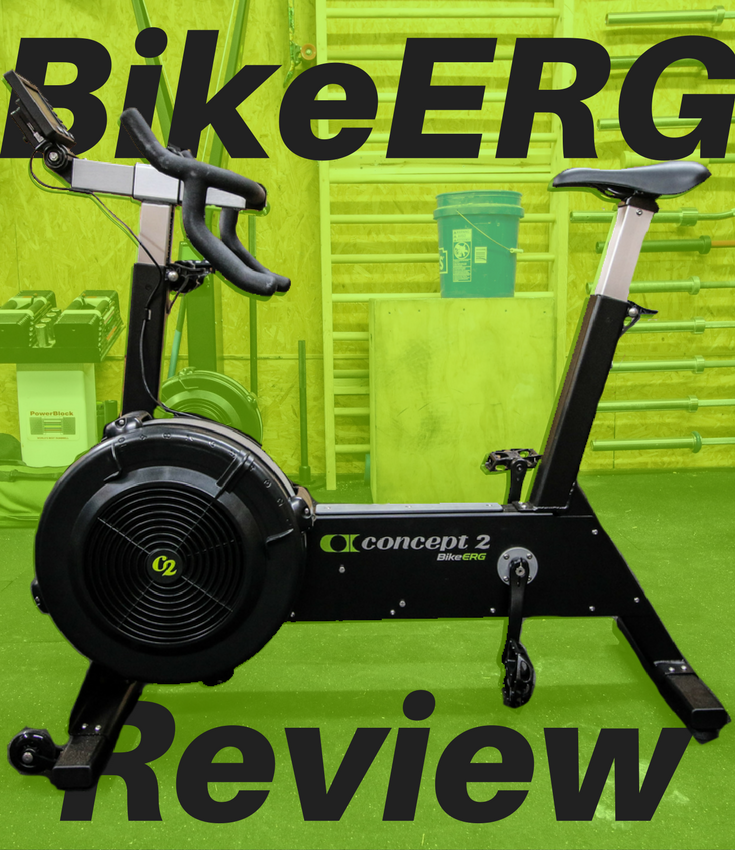 Concept 2 Bikeerg In Depth Review No Equipment Workout Concept