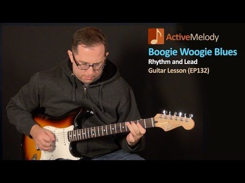 boogie woogie blues guitar lesson ep132 youtube music guitar music and lessons in 2019. Black Bedroom Furniture Sets. Home Design Ideas
