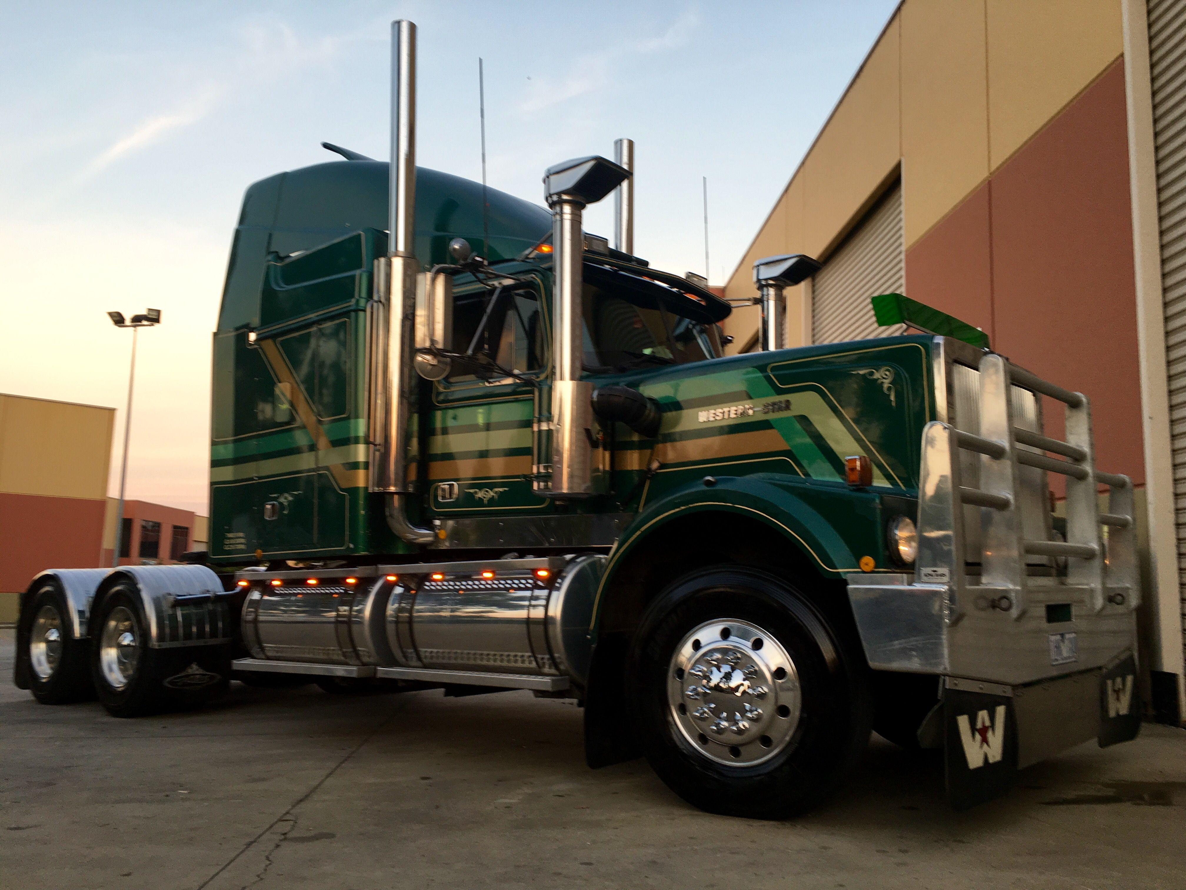 Trucking Western Star Trucks Trucks Custom Big Rig