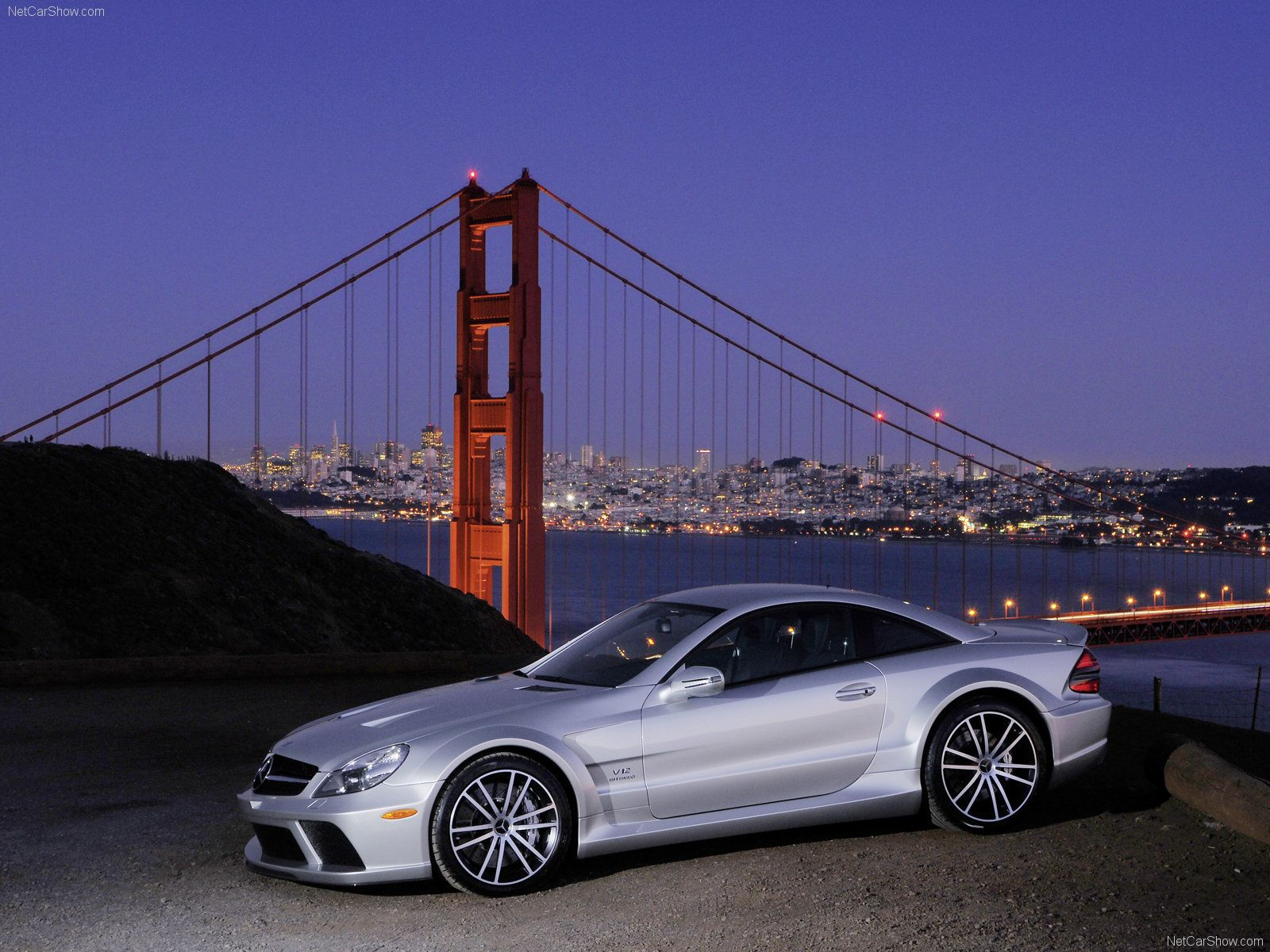 Mercedes benz cl 65 amg hd wallpaper 663336