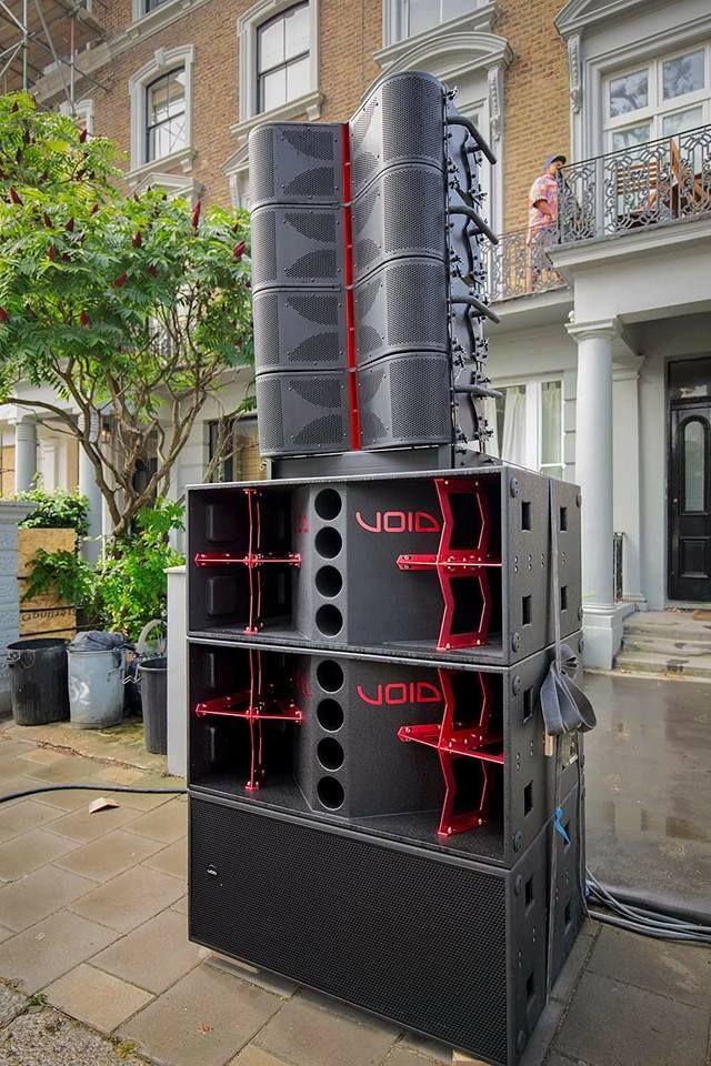 Void Pa Speakers Custom Guitars Amp In 2019 Pa