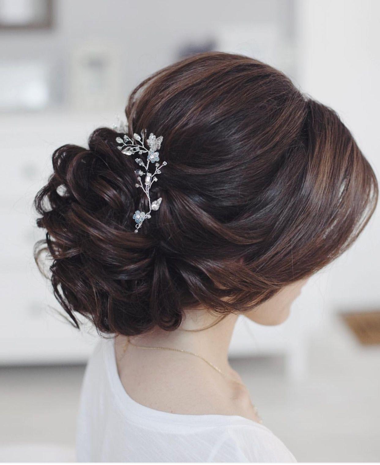 Pin by gloria vega on r a n d o m pinterest hair style wedding
