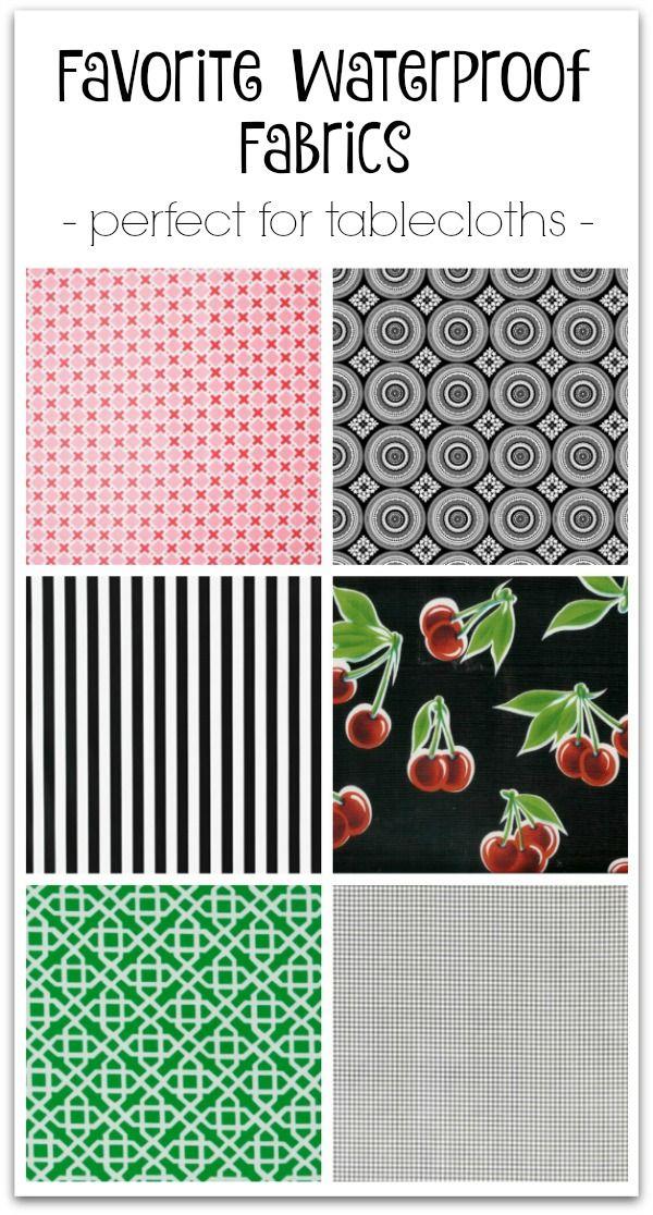 My Five Favorite Fabrics Fabric