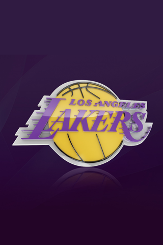 Los angeles lakers logo 2 android wallpaper hd love my - Black lakers logo ...
