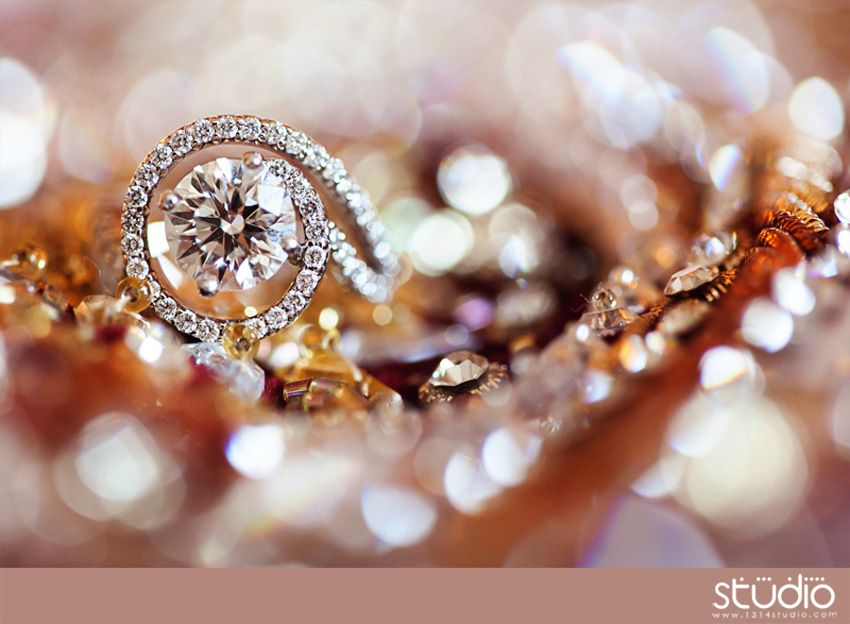 stunning creative engagement ring photos - Indian Wedding Rings