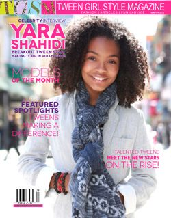 Read through the winter issue now!! Spring 2013 coming soon! http://tweengirlstylemagazine.com/Home/?page_id=6580#