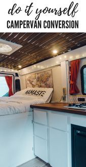 Photo of Learn how to build your own van FOR CHEAP with our DIY campervan conversion guid …