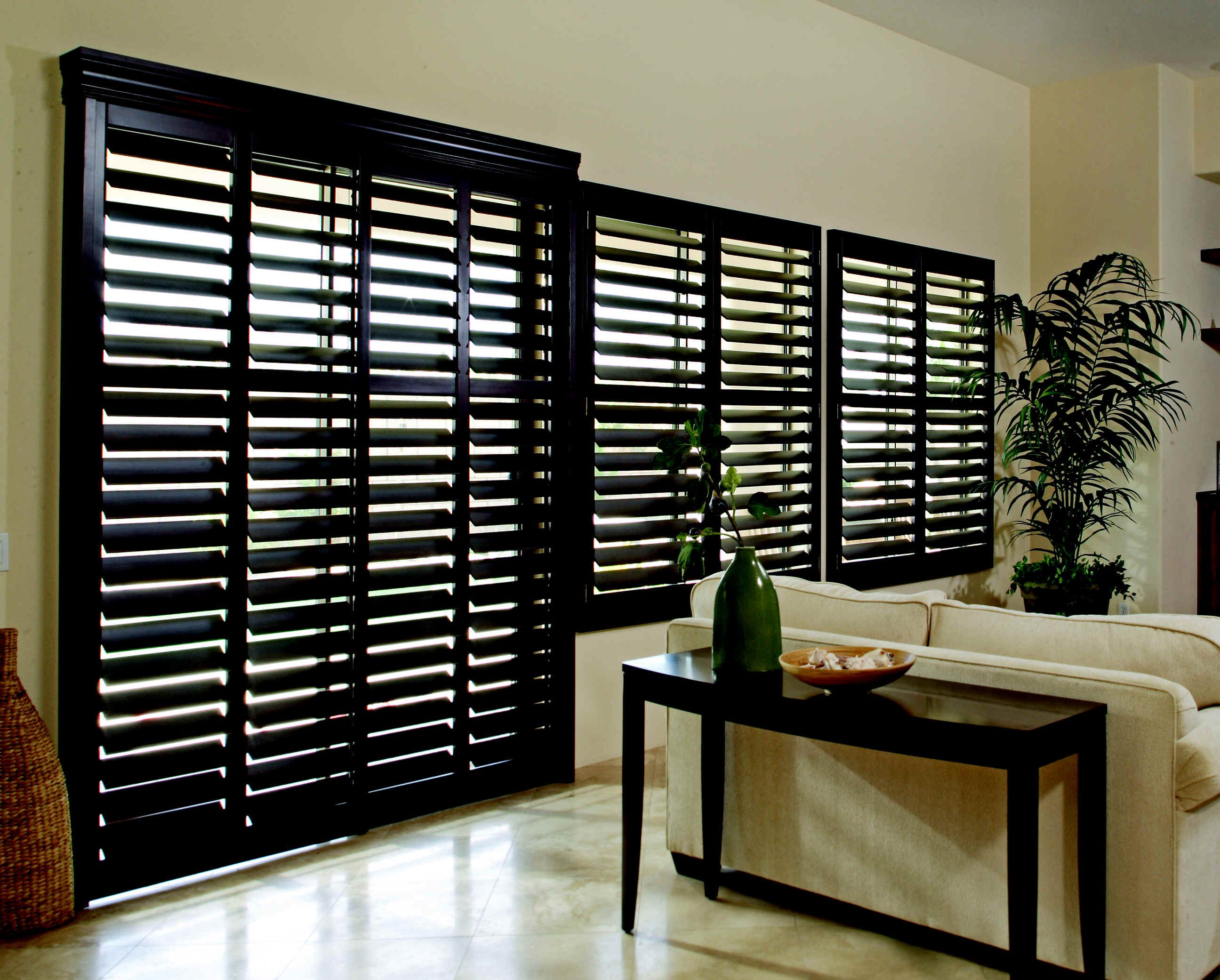 Awesome interior collection of Basswood Shutter for your modern