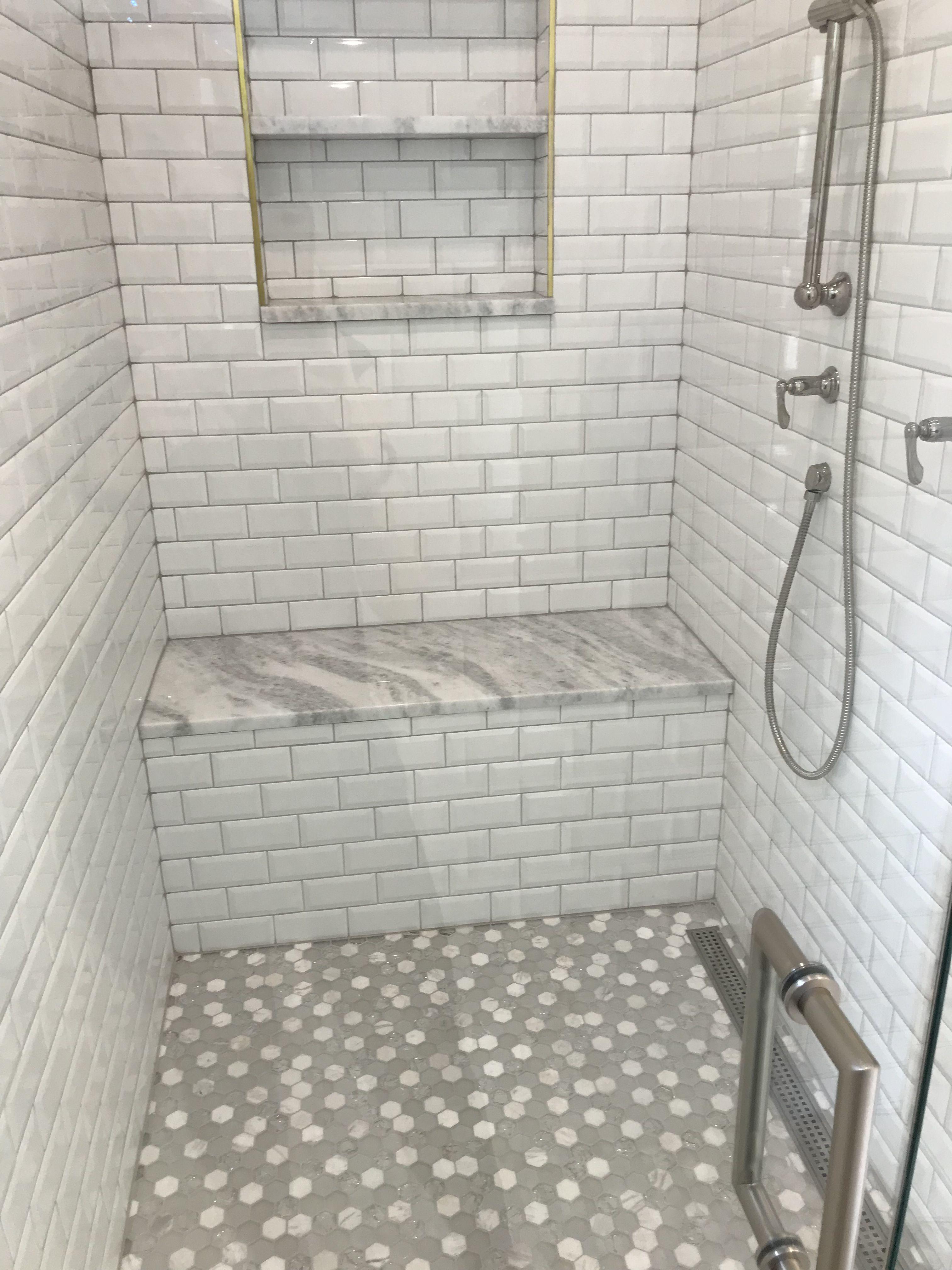 Tile Floor By Amber Bieker Stice On Master Bath Flooring Master Bath