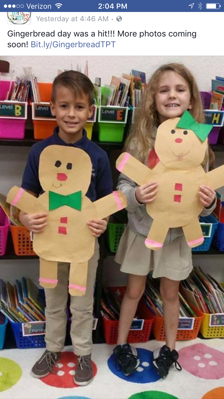 Pin by Amanda O'Connor on Gingerbread Gingerbread man