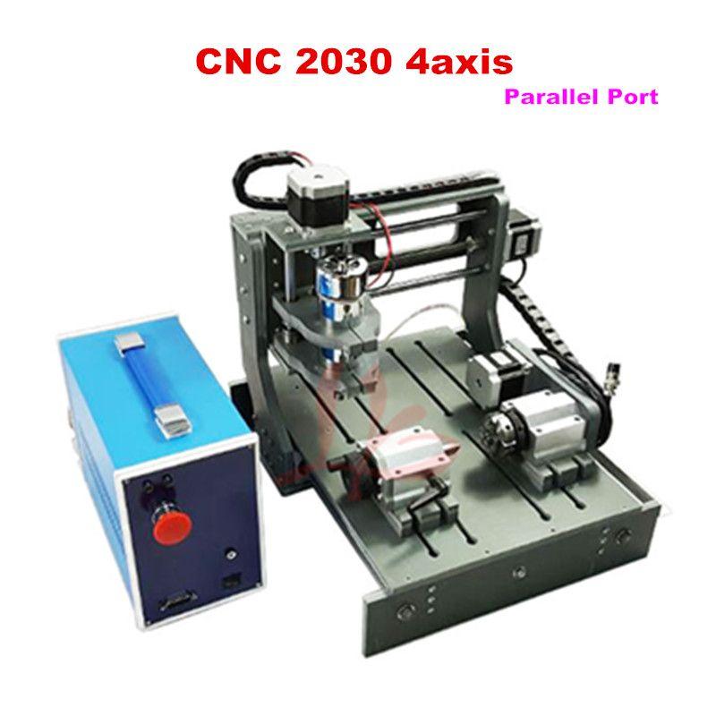 3D cnc router 2030 PCB drilling milling machine 300w cnc