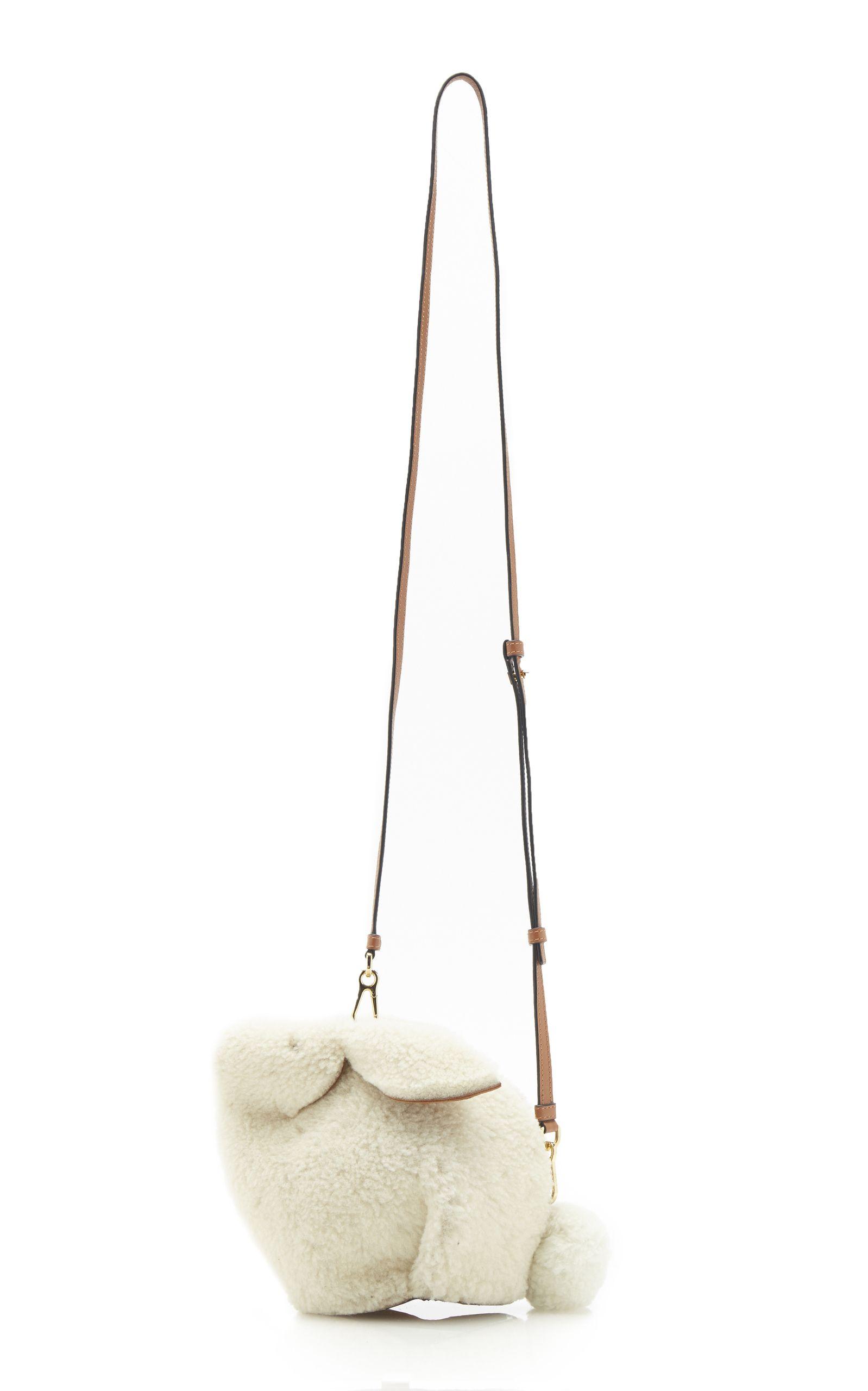 Available By Mini Shearling Crossbody On Now Bunny Loewe Bag Moda q1Rn4aIn0