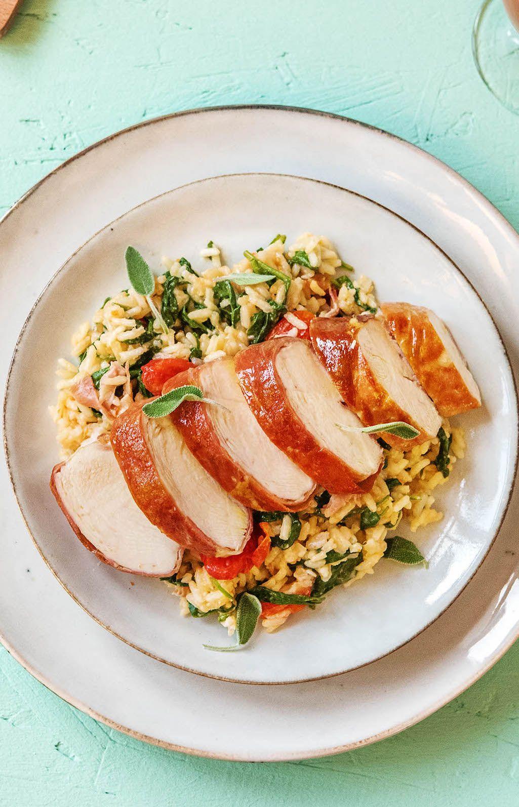 Photo of Prosciutto-Wrapped Chicken Recipe | HelloFresh