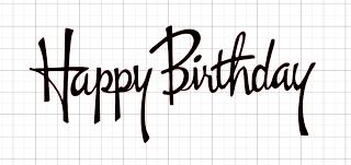 schriftzug happy birthday zum ausdrucken kostenlos
