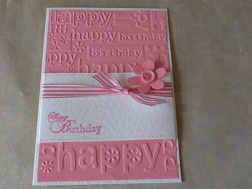 pindarlene getson on cards  girl birthday cards