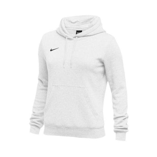 Nike Team Club Fleece Hoodie - Women's