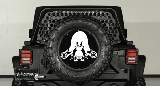 Yosemite sam inspired window car decal cartoon inspired car vinyl decal ebay