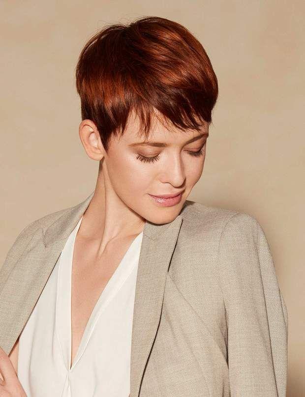 Coupe courte : les plus belles coupes de cheveux pixie | Belle coupe de cheveux, Coupe de ...