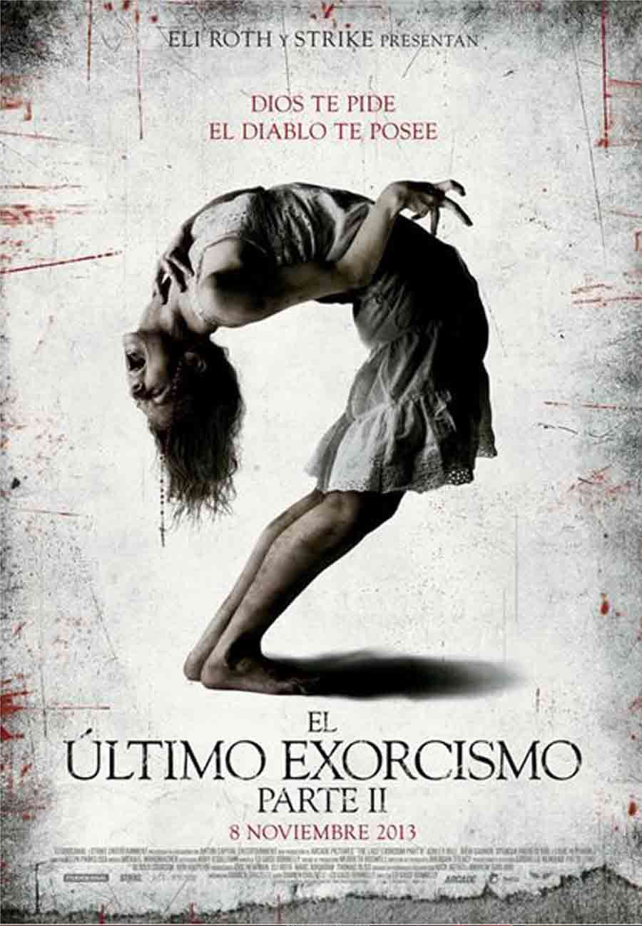 El ultimo exorcismo 2 | Movie posters | Pinterest | Ultima