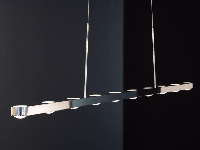 Dance Long | suspended linear light | Tobias Grau