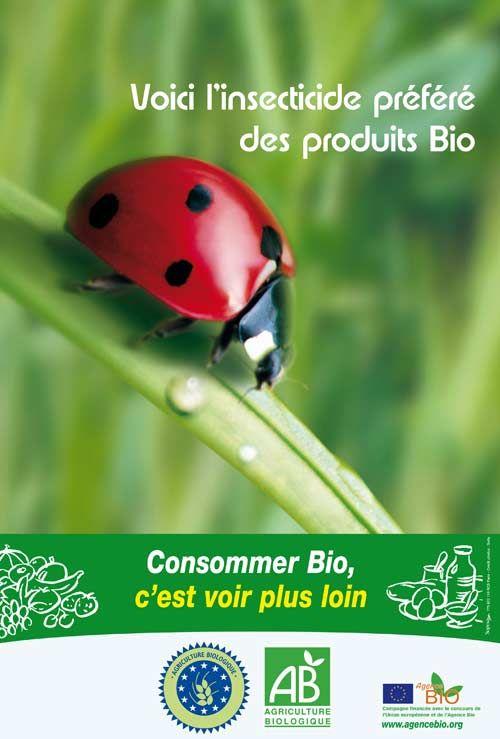 Consommer bio..