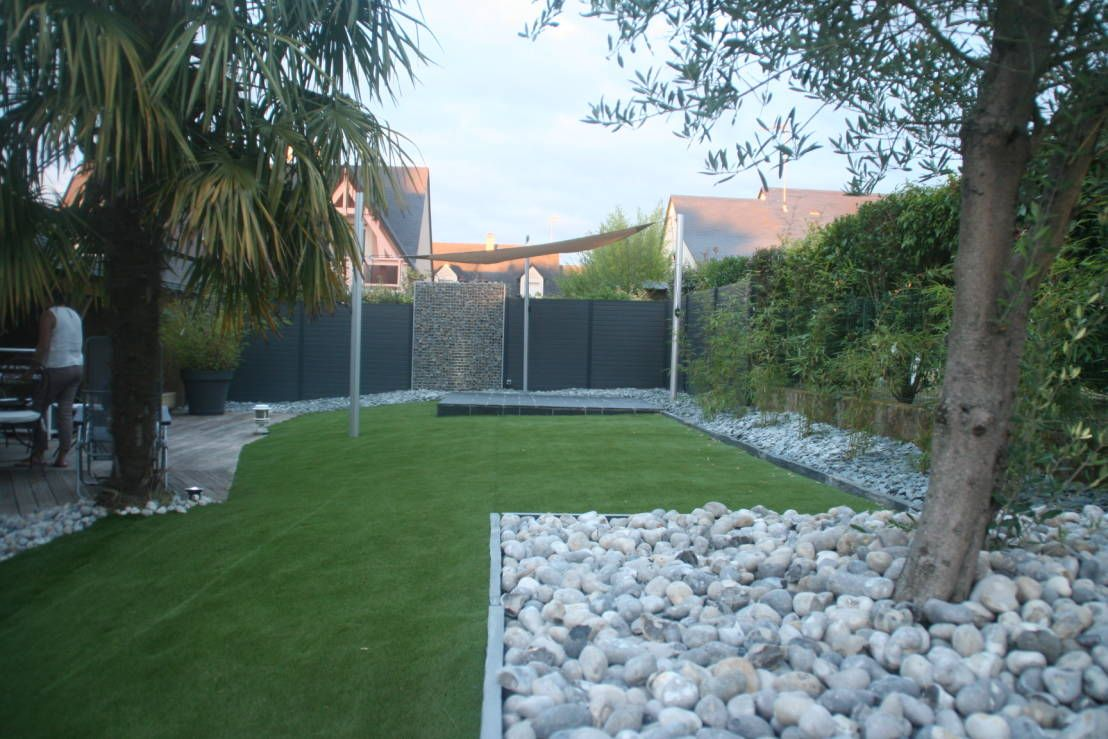 10 am nagements pour jardin unique diy jardin jardins contemporains et b - Idee jardin contemporain ...