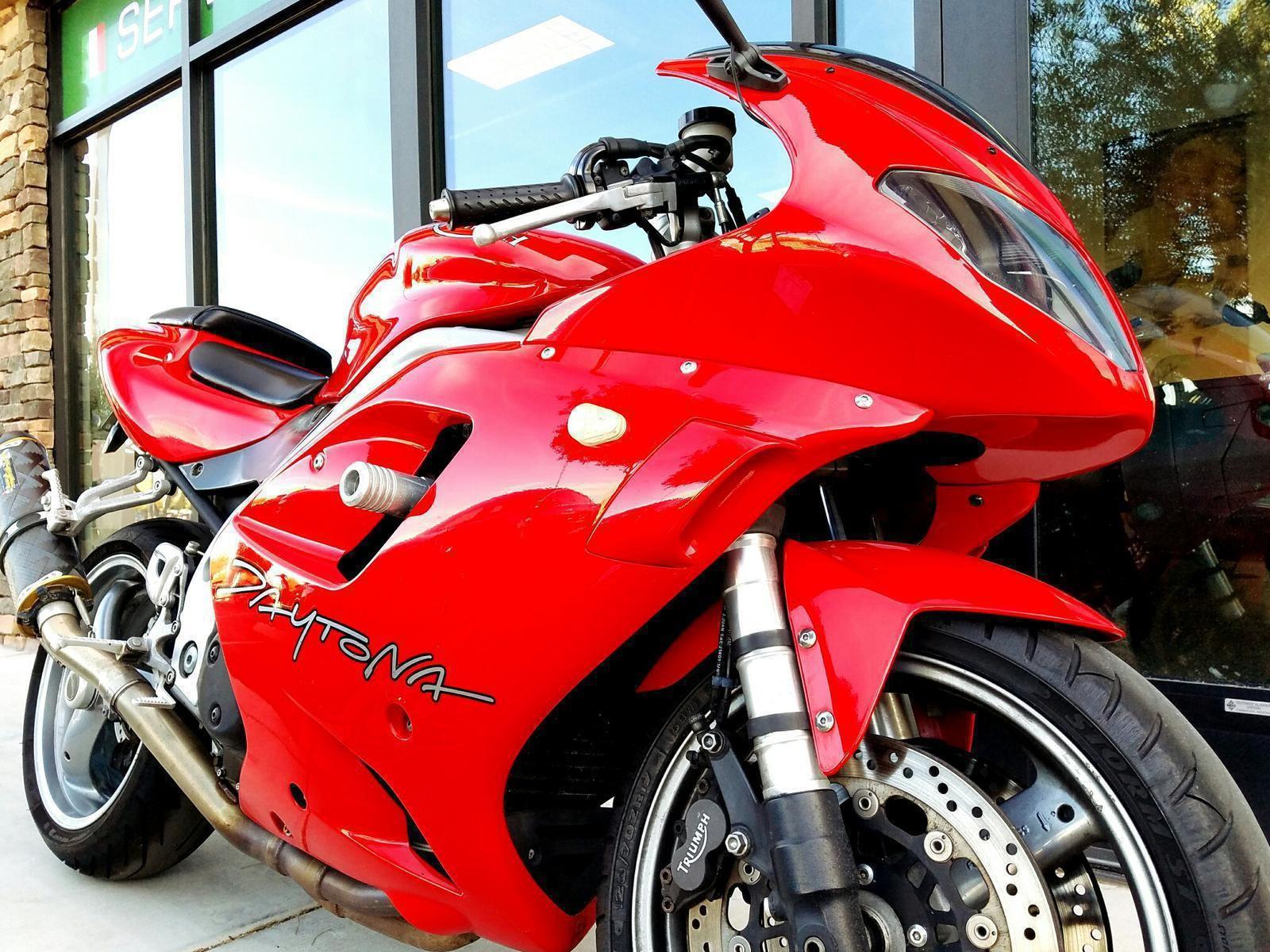 2004 Triumph Daytona 955i for sale in Las Vegas, NV