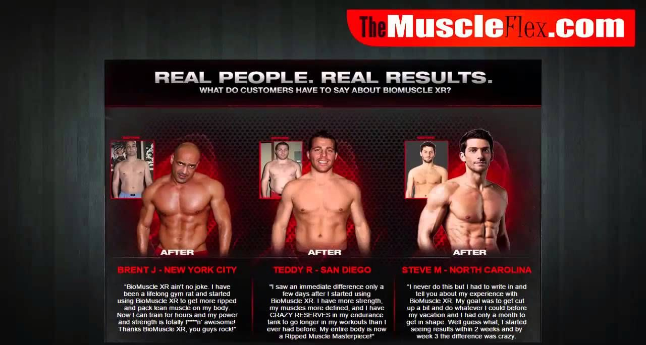 Biomuscle Xr Build Muscle Fast And Get Ripped Musclebuilding