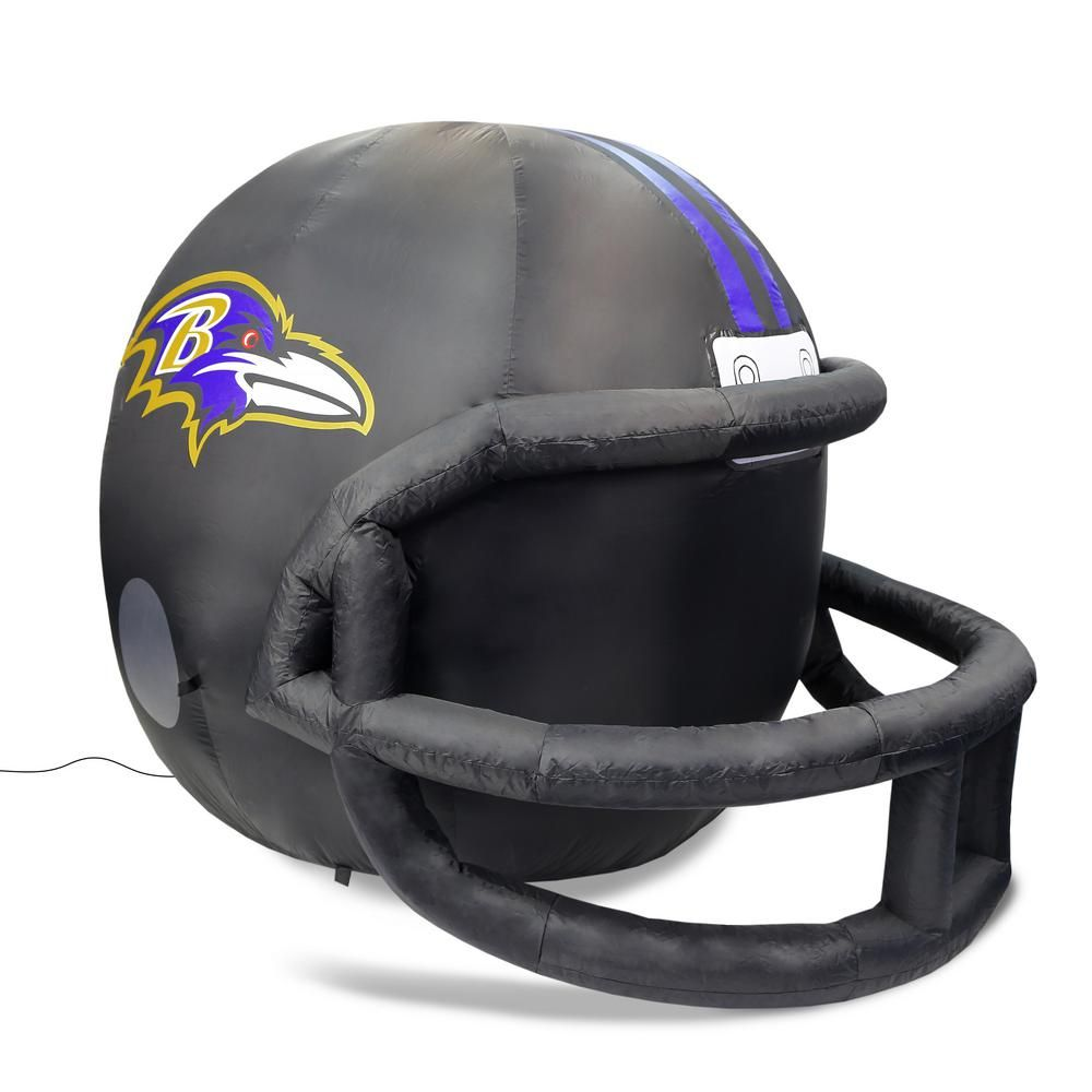 J Marcus Wholesalers Nfl Baltimore Ravens Inflatable Helmet Football Helmets Nfl Baltimore Ravens Helmet