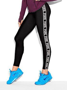 bbe653a14dc9f1 Ultimate Reversible Yoga Leggings   Pink/Victoria Secret in 2019 ...
