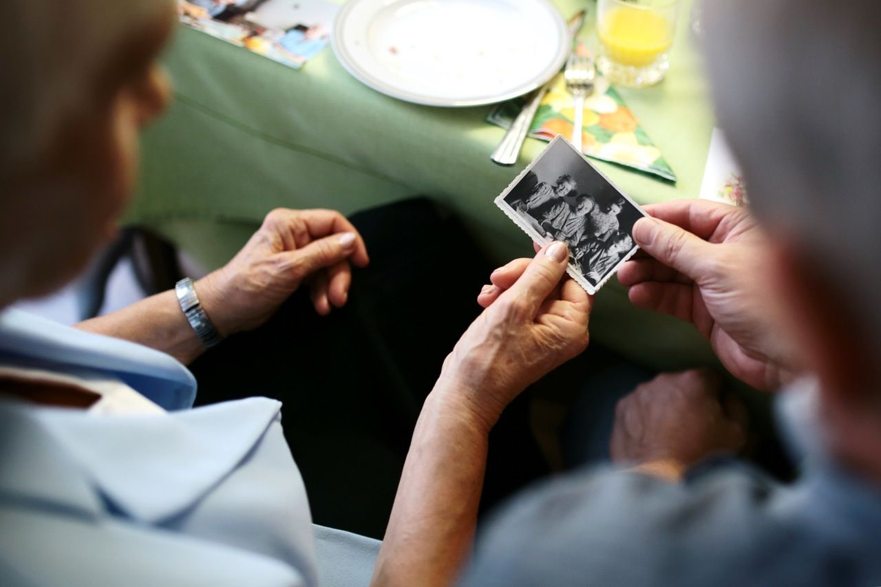 How do you maintain a healthy brain in later life?