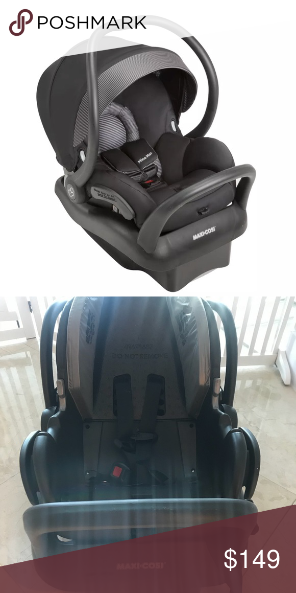 Maxi Cosi Baby Car seat Awesome condition, recently dry