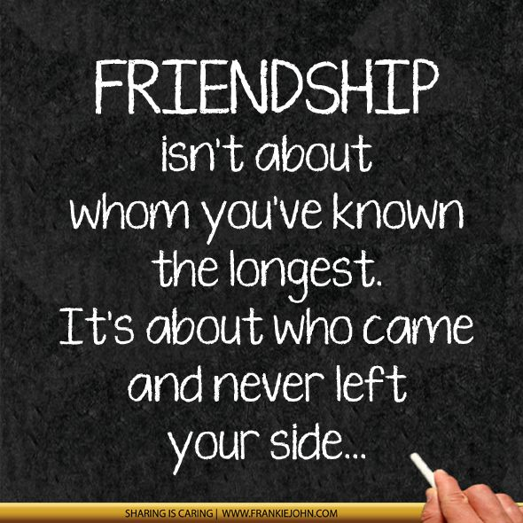 friendship isn't about who youve known - Google Search