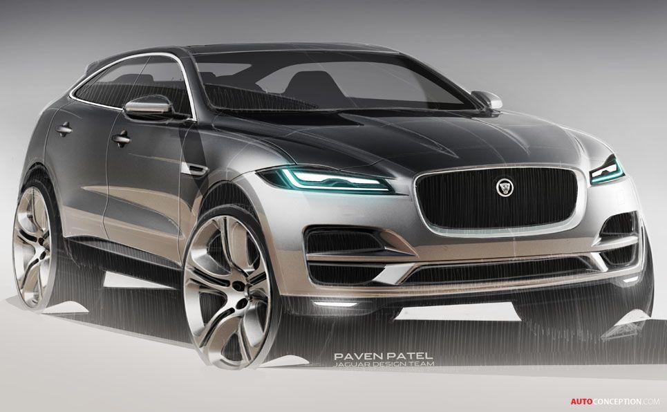 44+ Jaguar f pace 2016 trends