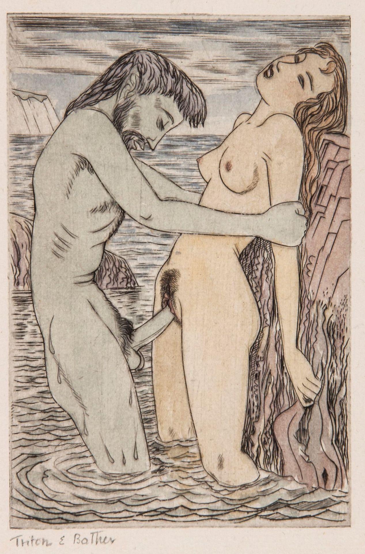 Faliraki nudist beach