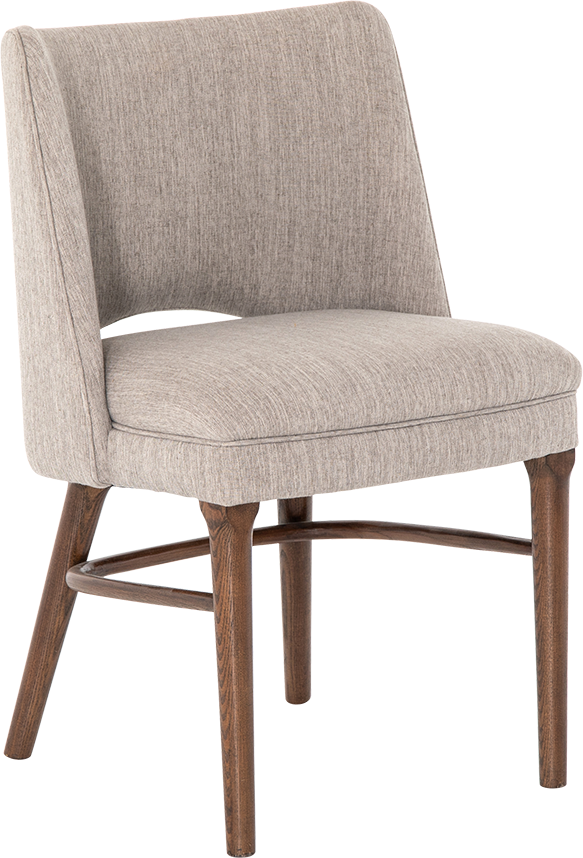 Mila Dining Chair Savile Flannel In 2021 Comfortable Dining Chairs Dining Chairs Chair Comfortable dining chairs with arms