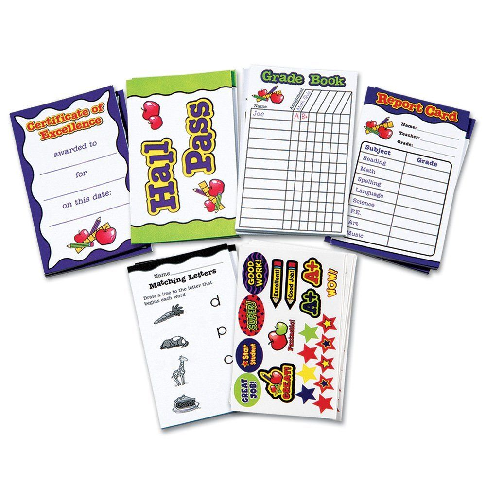 $10 - Learning Resources Pretend & Play School Set Accessory Kit