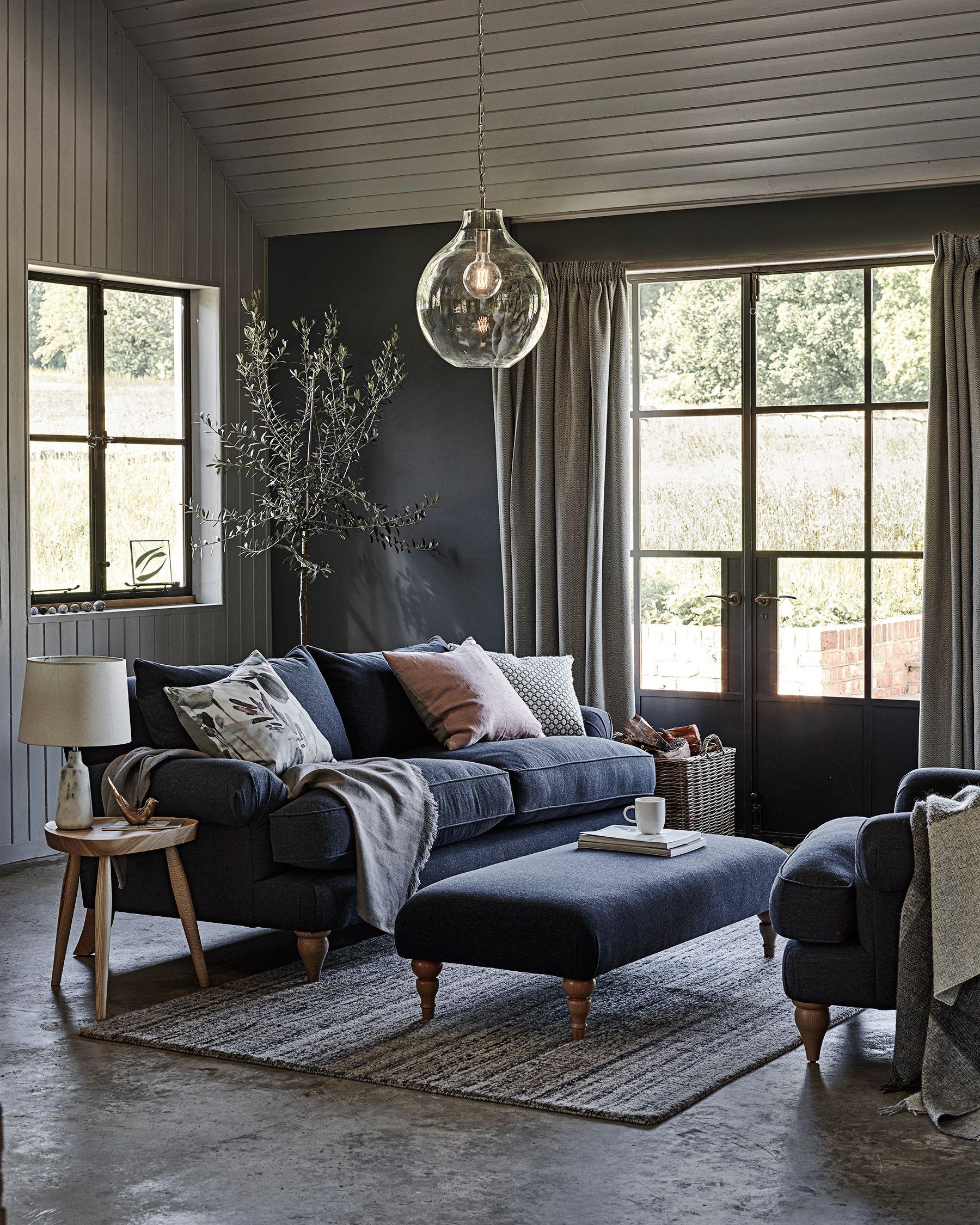 Jake Curtis Work Interiors Modern Rustic Living Room Living Room Grey Living Room Interior