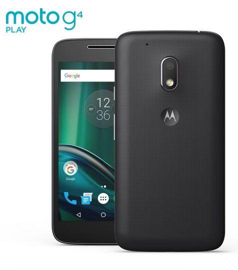 6409cfeff31a5 Oferta! Smartphone Moto G4 Play. Un 4G Dual SIM con 2GB Ram por 149 ...