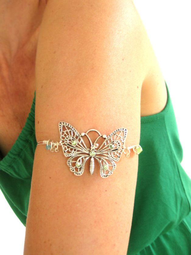 Armlet,Armreif Schmetterling